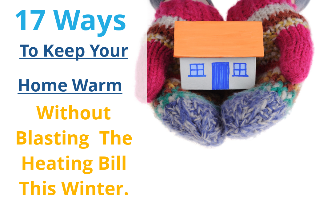 17 Ways To Keep Your Home Warm Without Blasting The Heat